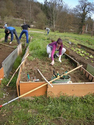 Agricultura ecológica: un plan de ocio en familia