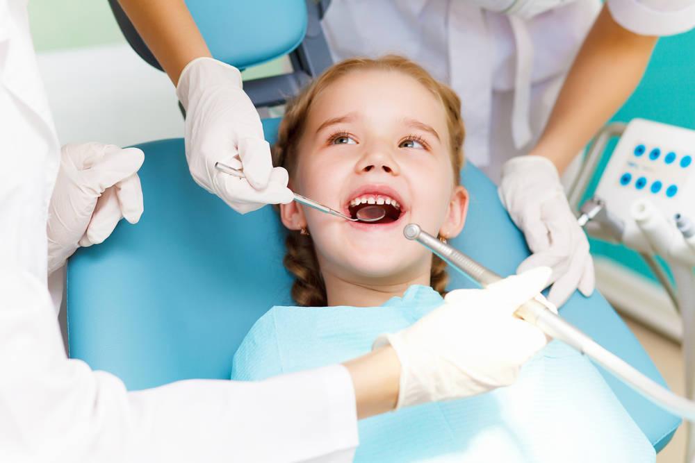 Toda la familia al dentista