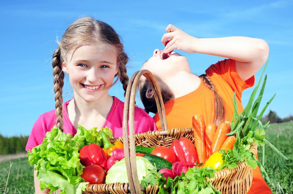 Porqué alimentar a los más pequeños con productos biológicos