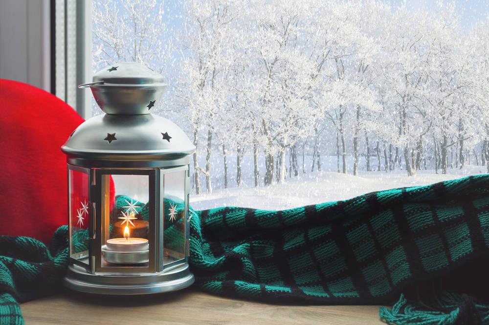 Cuando la única opción en invierno es hacer vida en casa