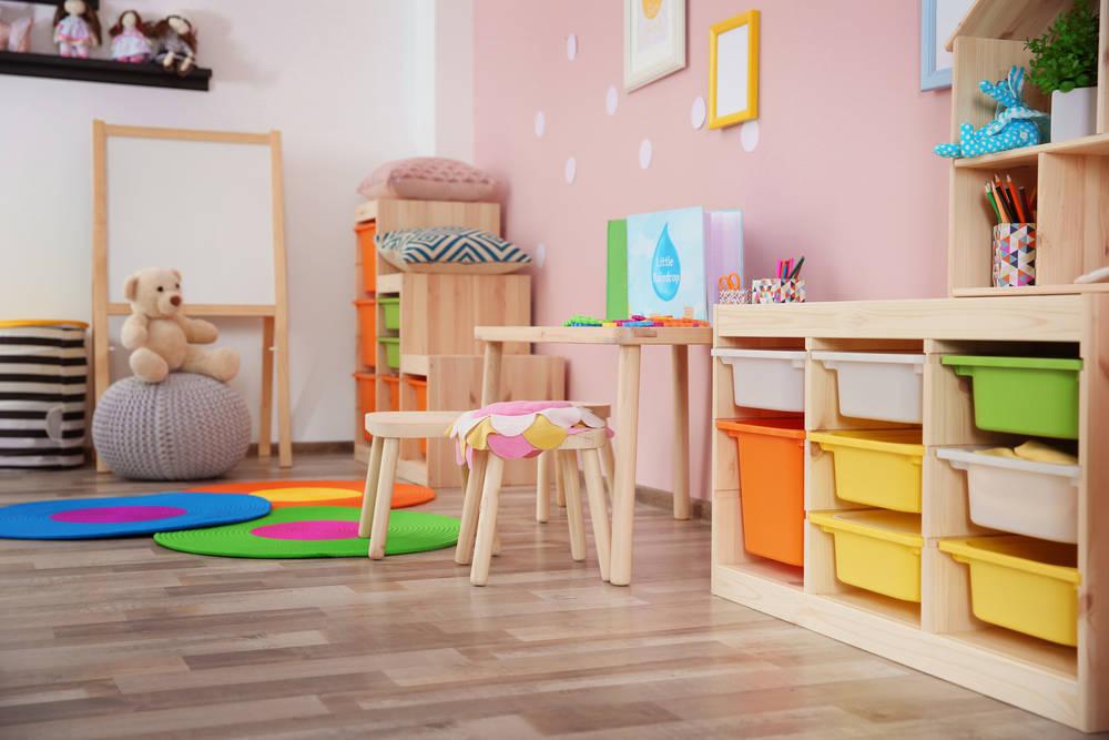 Comodidad y decoración para la habitación de los más pequeños