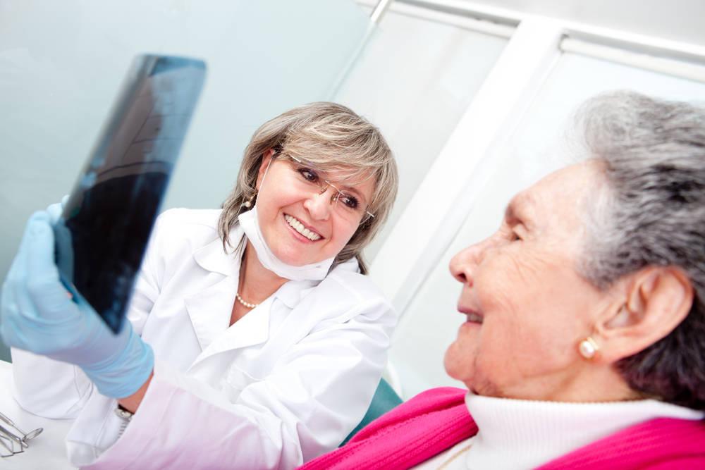 Problemas dentales asociados a la tercera edad