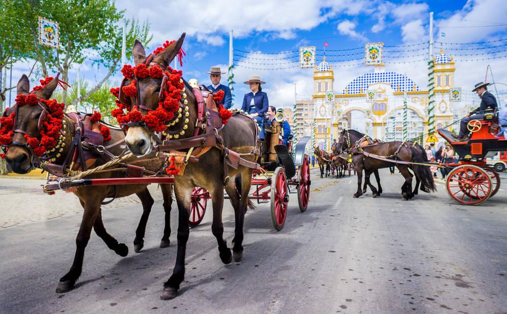 Viajar en familia por Andalucía