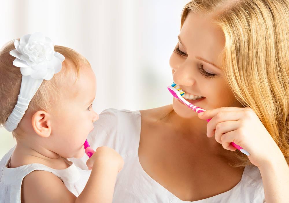 Implanta una buena rutina de higiene bucodental