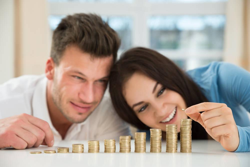 Los gastos de la casa, una decisión que han de afrontar las parejas que viven juntas