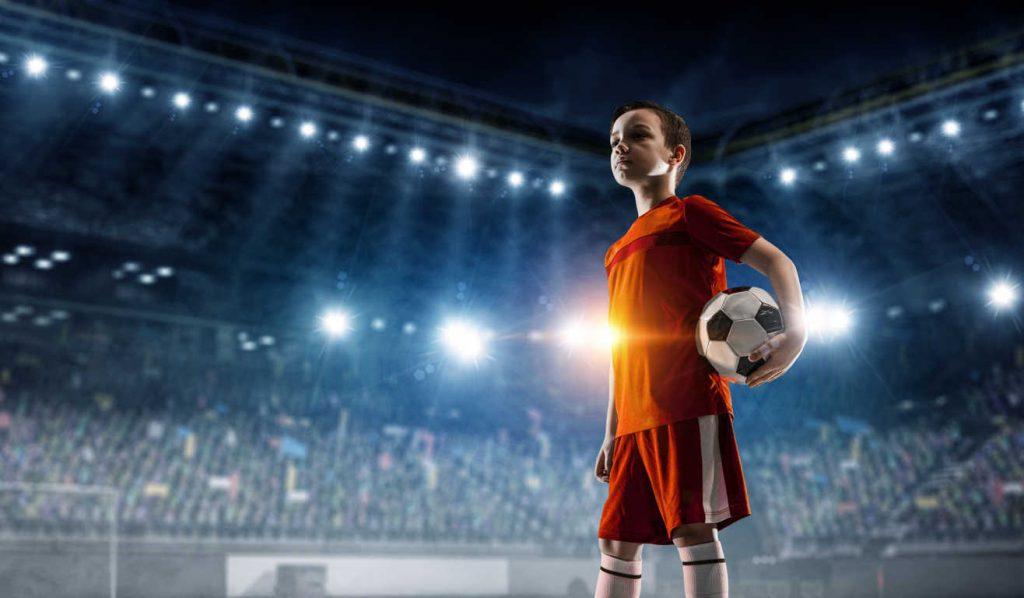 Fútbol a la medida de tu hijo