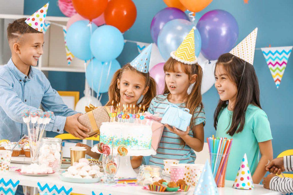 Tipos de fiestas de cumpleaños para tus hijos